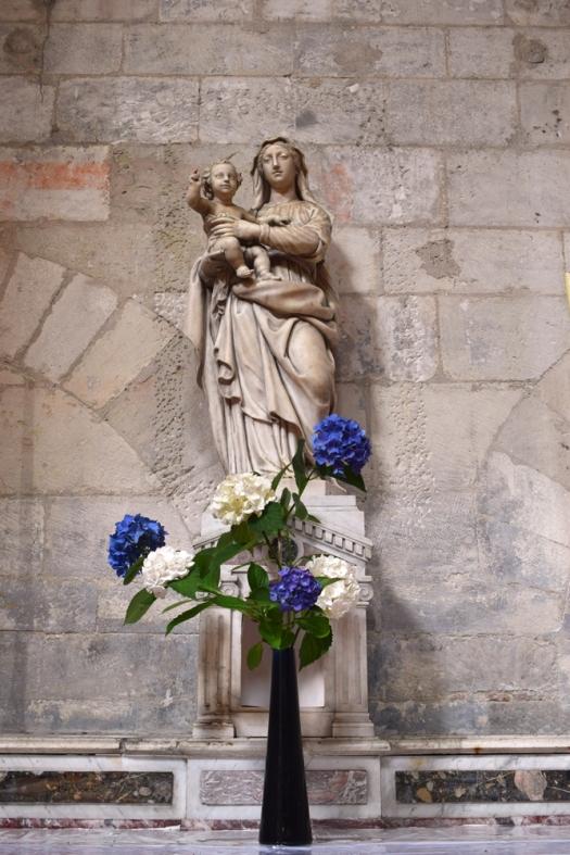 Vierge de la cathédrale de Vienne